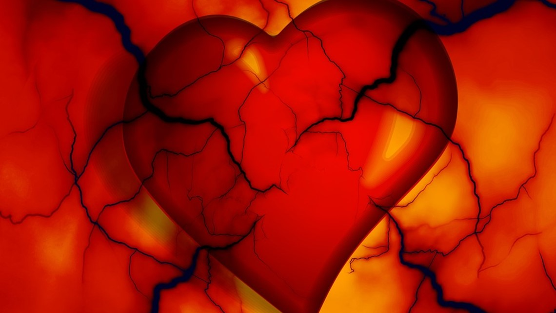 Give your heart some love since your life may depend on it