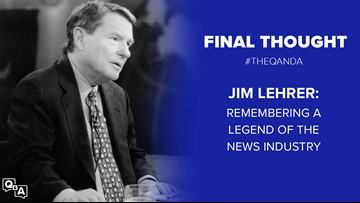 Remembering the towering figure of Jim Lehrer and his lasting news legacy
