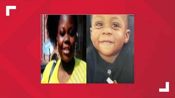 Teen and toddler missing in DC since Thursday