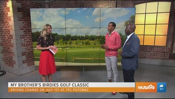 Hit the links & support DC area youth at the 'My Brother's Birdies Golf Classic'