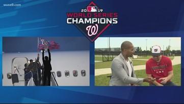 Washington Nationals look back at World Series celebration
