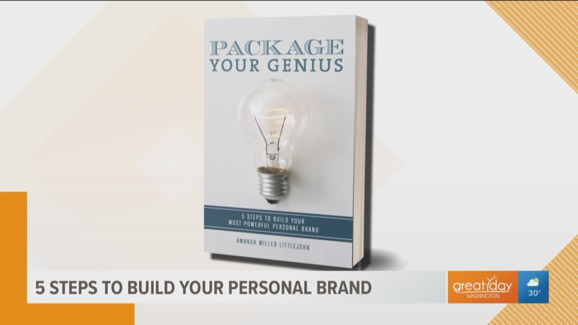 package your genius 5 steps to build your most powerful personal brand