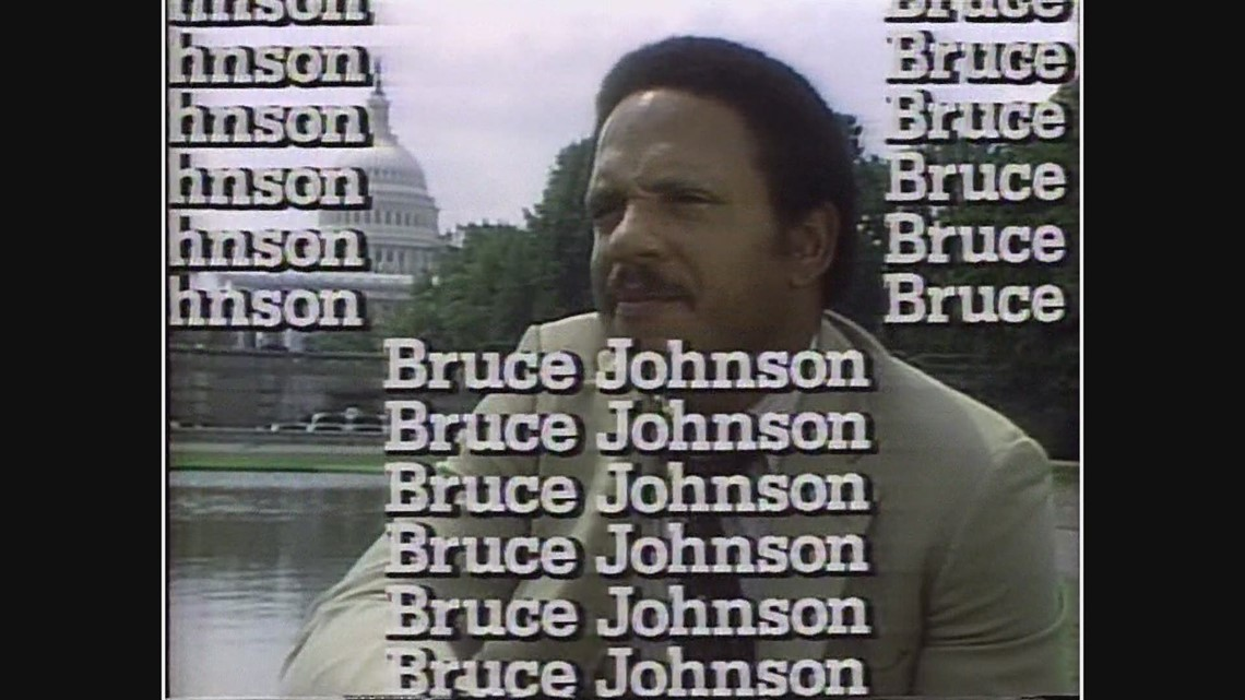 Tributes to Bruce Johnson for his 44 years of journalism excellence