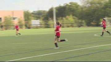 'Let Tania play!' | Arlington soccer team fights to get player back on team