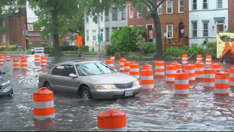 How climate change is impacting the DC region