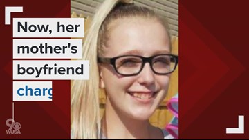 Mother's boyfriend charged in death of missing 15-year-old