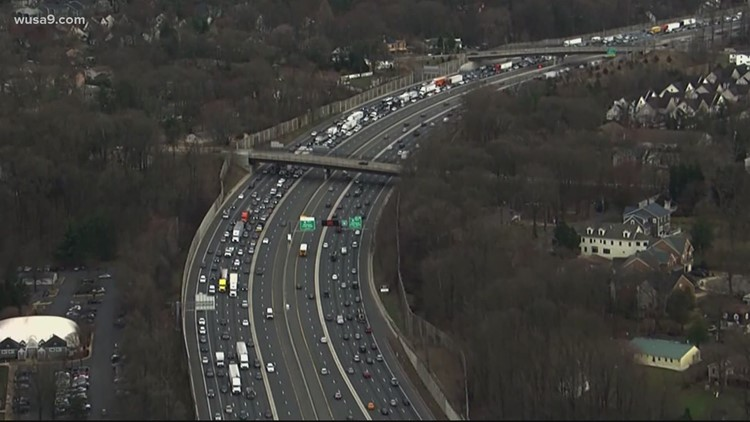 Montgomery County Leaders accuse Gov. Hogan of 'bullying tactics' on eve of toll lane vote