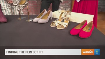 Feel like Cinderella with the perfect shoe fit from Margaux shoes