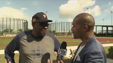 Dusty Baker: 'I enjoyed my time with the Nationals'