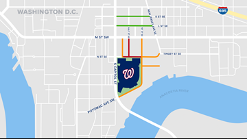 Road closures near Nats Park you need to know for World ... on utah map, nps map, the outback map, arizona map, us national map, yosemite map, shavano park tx map, europe map, the national map, canadian national map, roads map, trail map, national state map, adventure travel map, the forest map, national trust map, long beach island new jersey map, amusement map, history map,