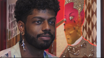 'They're not necessarily welcoming' | Artist challenges hypermasculinity in black barbershops with exhibit in Anacostia #ForTheCulture
