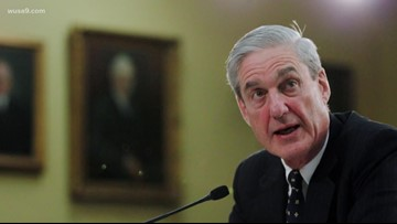 Whose name appears most in the Mueller Report?