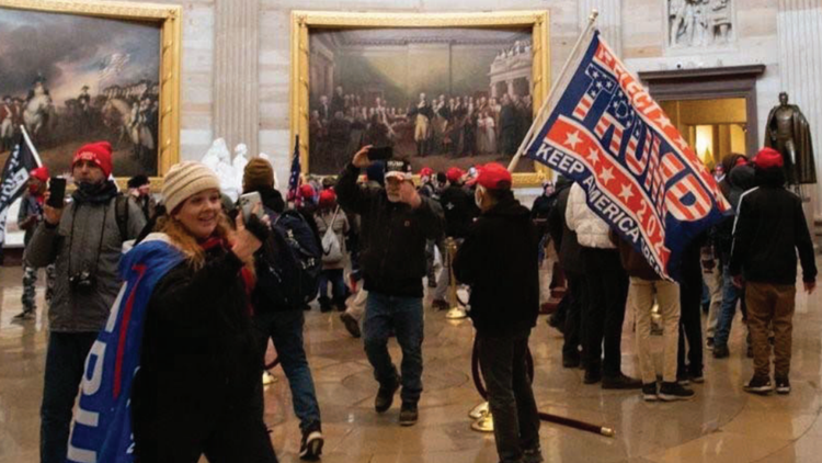 Judge sentences Texas man in US on asylum to 12 months of probation for Capitol riot