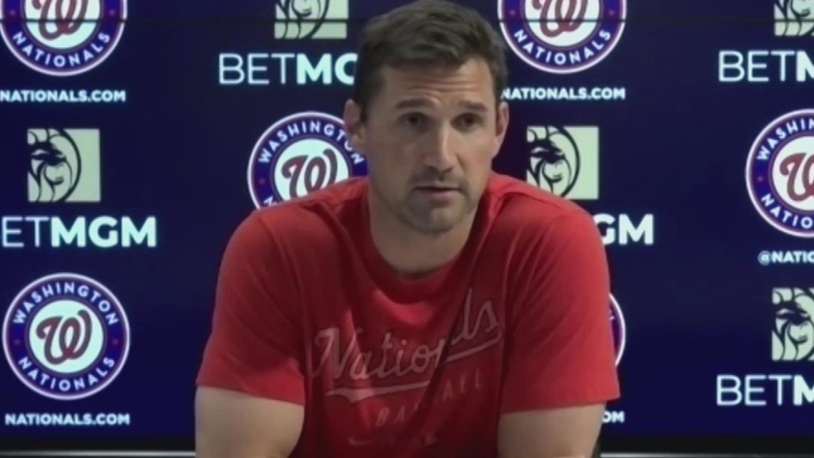 Ryan Zimmerman expresses support for trade moves made by Washington Nationals