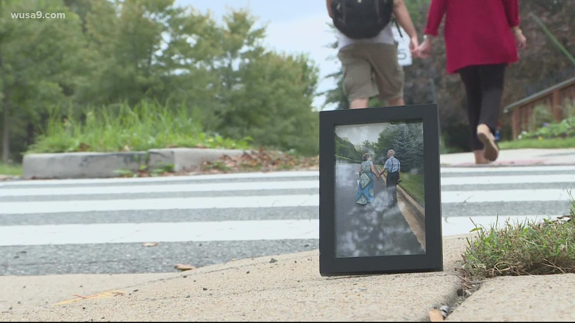 This Alexandria woman is pushing for change after her father was hit by a car and died