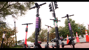 Thousands more scooters on DC streets? It could be a reality in 2020