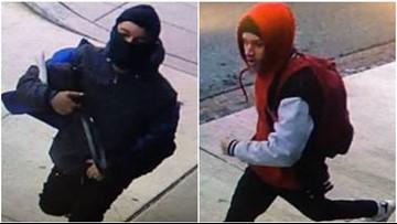 Police arrest teenagers in Northwest armed carjacking
