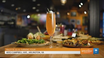 Where art meets dining Shirlington's Palette 22 restaurant turns 4 years old
