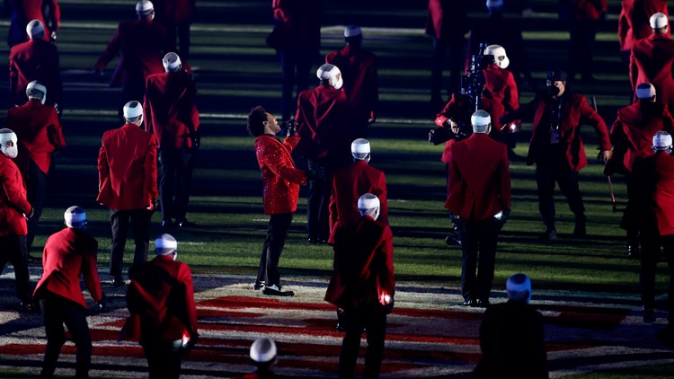 'My entertainment roots started in DC' | DMV native produced Super Bowl LV halftime show