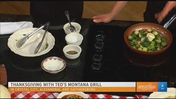 Ted Montana's Grill is here to elevate your Thanksgiving dinner