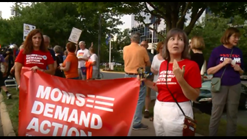 Moms Demand Action host anti-gun violence rallies around DC