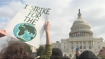 Youth climate strike plans to #ShutDownDC and bring city to 'gridlock standstill'