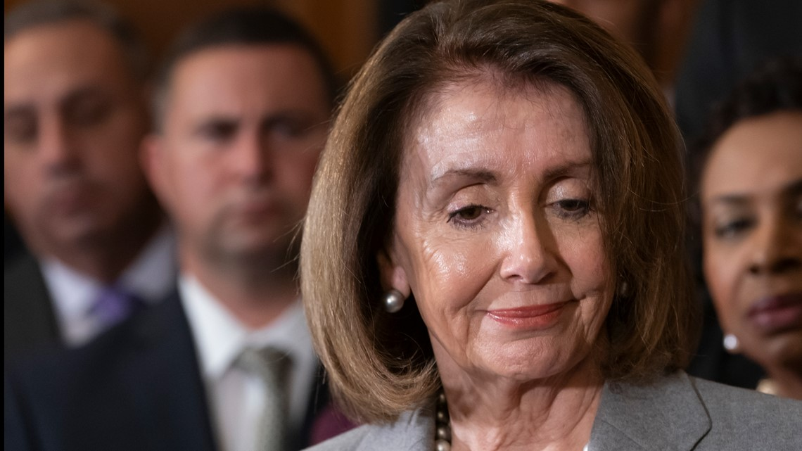 VERIFY   First three House bills introduced by Democrats in 2019: impeachment, electoral college ban, and $54 million in foreign aid?