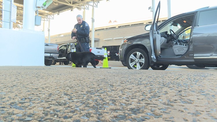 Officer Rick Brenner and Toby are inseparable. They not only work together, but live together.