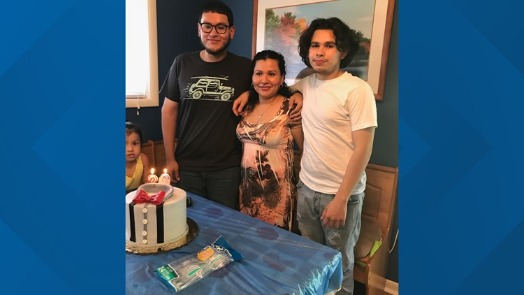 Benitez-Perez family
