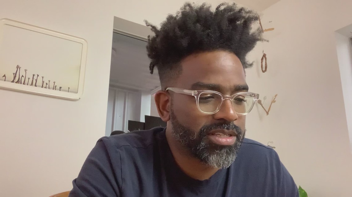 'A Black Boy in a White School' | Okorie 'OkCello' Johnson shares his experience attending Landon School - Maryland
