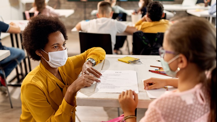 Howard County Public Schools will require masks for all students, teachers, visitors