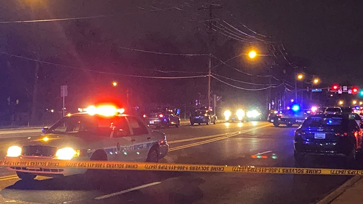 Prince George's County police investigating fatal officer-involved shooting in Temple Hills