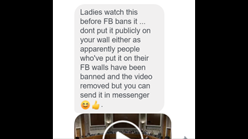 VERIFY: Did Facebook really  ban video of a Republican Senator speaking about coronavirus
