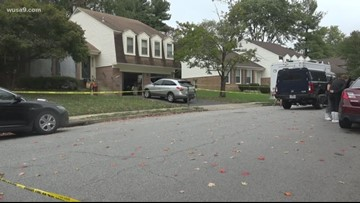 Police: Man kills mom, nephew, self inside Fairfax County home