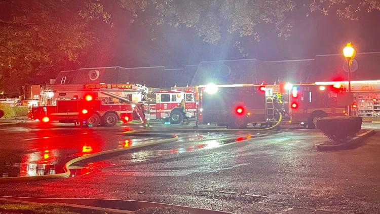 Three of four fires in Montgomery County now being investigated as arson