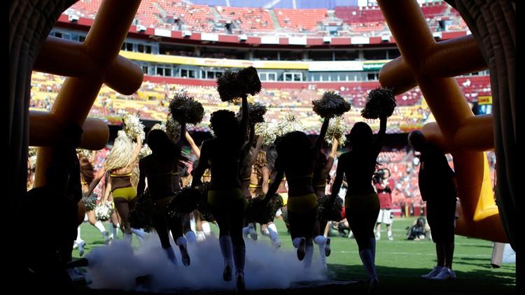 Washington Football Team opts for co-ed dance team instead of cheerleaders
