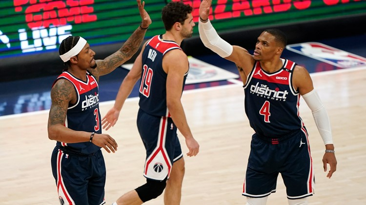 'Equality': Beal, Westbrook, Wizards make statement in photo