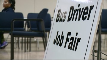 Prince George's County looking to hire 150 bus drivers