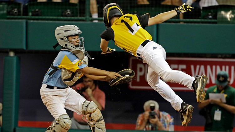 Loudoun South loses to Hawaii in Little League World Series semifinals, 12-9