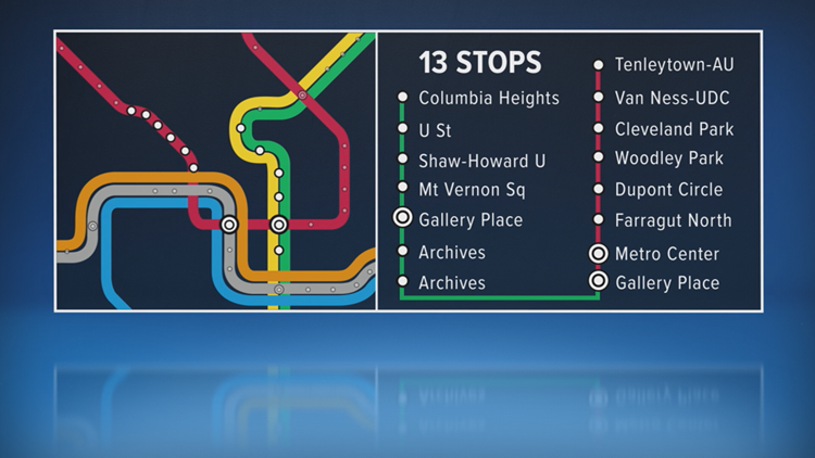 Verify Team- Viewer Road Trip ride metro