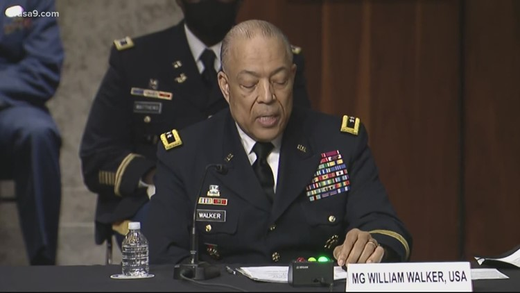 DC National Guard leader speaks to Congress about Capitol riot