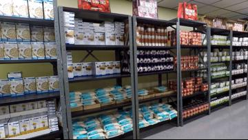 Bowie State University opens free pantry on campus for students