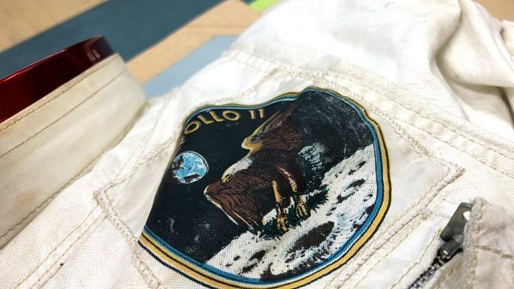 Apollo Spacesuit