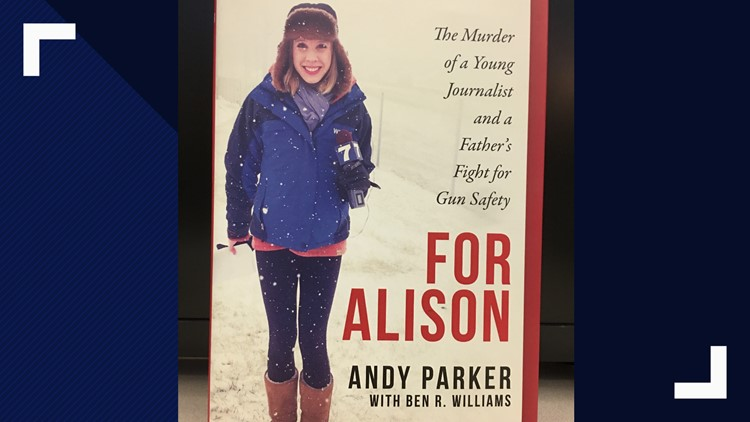 alison parker's dad book