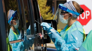 Mission Delayed: DC National Guard will not assist with new coronavirus drive-thru test site