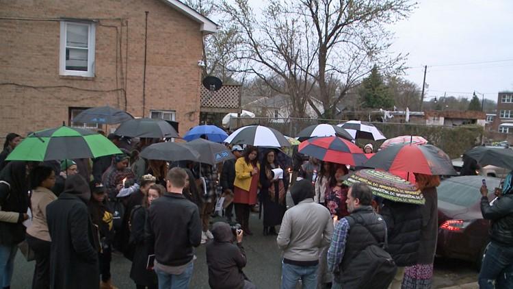 Ashanti Carmon Tuesday Vigil