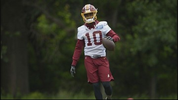 Redskins' Paul Richardson surprises mom with new car