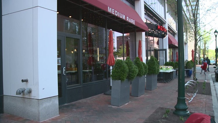DC steakhouse wants to bring families together for Mother's Day