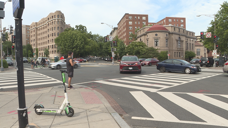 DC neighborhood leaders push to make U and 16th street intersection safer after hit-and-run