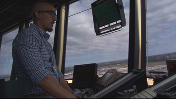 The government shutdown's lasting impact on air traffic controllers will also impact you